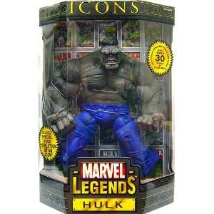 Marvel Legends Icons Hulk Gray 12 inch Action Figure Toys