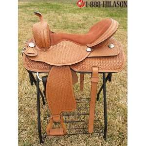 Western Barrel Racing Pleasure Trail Riding Saddle