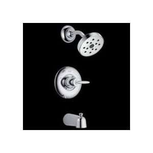 DELTA T14485 H2O 14 Series Tub and Shower Trim