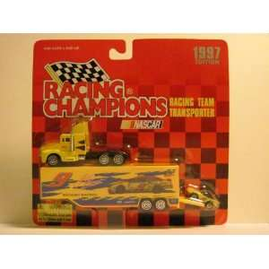 Team Transporter 164 (Tractor / Trailer) / 1144 (Racing Car   #9