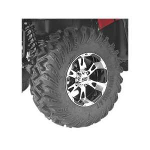 ITP Mud Lite XL SS112 Machined Alloy 26in.x12in. Left Front Tire/Wheel
