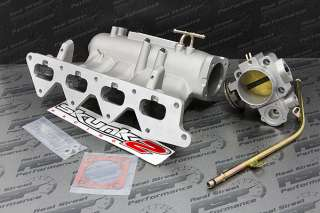 Skunk2 68mm Throttle Body + Intake Manifold Mitsubishi Lancer Evo 7 8