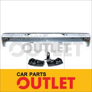 2000 2006 CHEVY SUBURBAN 1500 2500 FRONT BUMPER CHROME