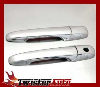 05   10 FORD MUSTANG CHROME DOOR HANDLE COVER