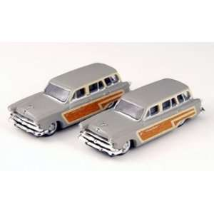 N 1953 Ford Country Squire Wagon,Woodsmoke Gray(2) Toys & Games