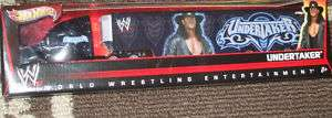 2011 HOT WHEELS MATTEL WWE UNDERTAKER HIWAY SEMI TRACTO