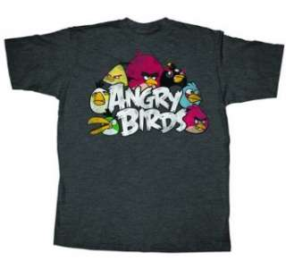 Angry Birds Nest T shirt Clothing