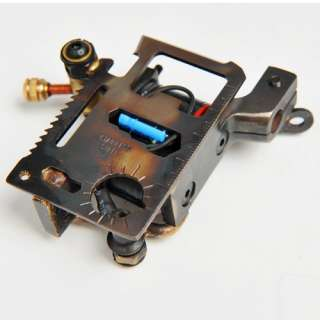 NEW LUOS Custom Handmade Tattoo Machine Gun LW 8