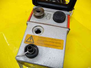 Edwards Vacuum Rotary Vane Pump E2M1 need rebuild