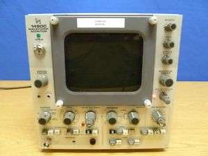 TEKTRONIX 1480C Waveform Monitor Digital Analog A53