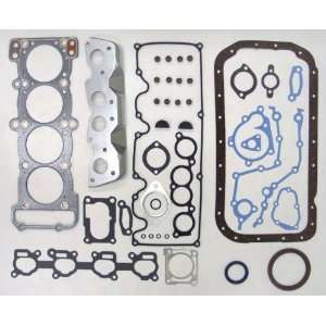 83 87 Mazda 626 Turbo B2000 Sohc Fe Full Gasket Set Automotive