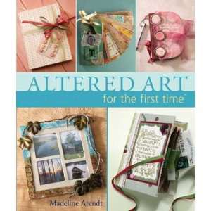 Publishing altered Art For The First Time Arts, Crafts & Sewing