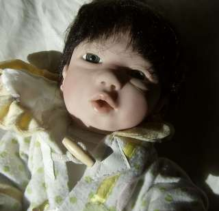 2006 AEL Doll Galleries Drake doll? 17 Soft Touch Vinyl Newborn baby