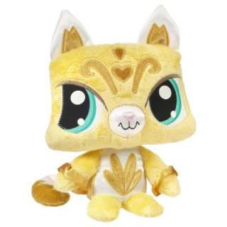 Littlest Pet Shop Lpso Virtual Pets   Kitty   Golden