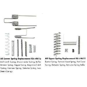 ERGO AR 15 Upper & Lower Spring Replacement Kit Sports