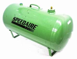 20 Gallon Portable Air Compressor Tank Steel ASME 144PSI 20 Gal