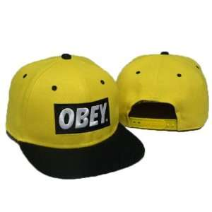 Obey Snapback Hat Cap CO8