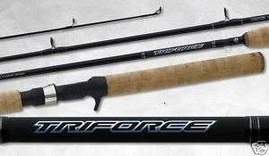 Daiwa Triforce E TFE661MHFB 66 1PC Medium/Heavy Triggerstick Rod NEW