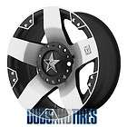 New 24 Inch KMC XD Series ROCKSTAR Wheels Machine Rims 8X170 ET 44