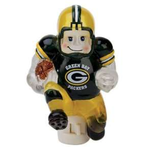 Green Bay Packers Acrylic Running Football Player Night Light Home
