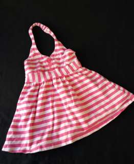 26 pc BABY GIRL toddler CLOTHING LOT DRESS top shoes Tea romper 12 18