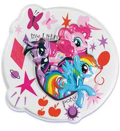 My Little Pony Horse Cake Topper Decoration