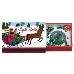 Mr. Christmas Matchbox Melodies Animated Music Box