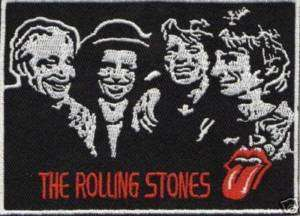 THE ROLLING STONES IRON OR SEWON PATCH BUY 2 GET 1 FREE