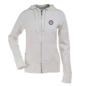 Texas Rangers Womens Signature Hood by Antigua Sports