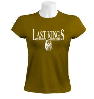 Last Kings Women T Shirt tyga snapback sean tia lil wayne ymcmb hip