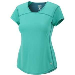 Mountain Hardwear Tephra TrekTM Short Sleeve Tee  Sports