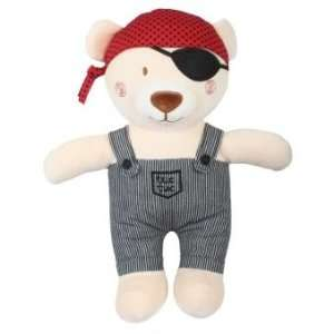 Tuc Tuc Teddy Bear Pirate Boy Soft Stuffed Plush Baby Toy