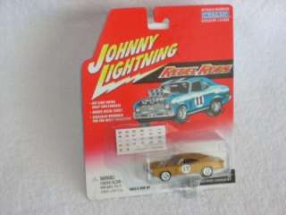 Johnny Lightning Rebel Rods Series 1970 Charger R/T