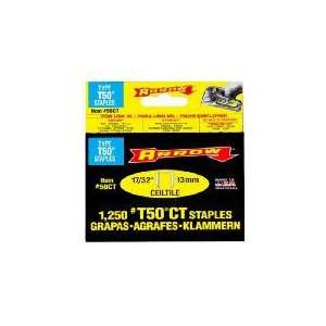 Arrow Fastener 50CT24 T50 Staples (Pack of 4)