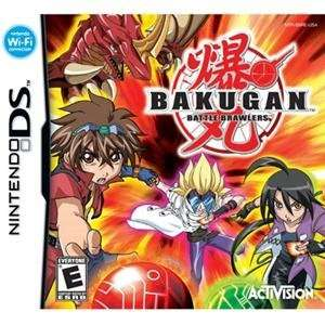 Bakugan Battle Brawlers DS Toys & Games