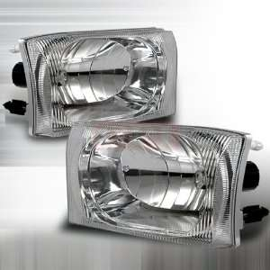 Excursion Headlights/ Head Lamps Euro Style Performance Conversion Kit