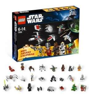 Star Wars Lego 7958 2011 Advent Calendar *New*