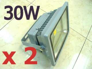 30W LED Spotlight Flood Light Wallpack Garden Outdoor Warm White
