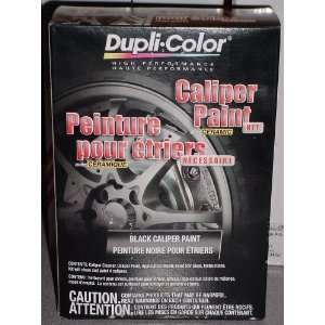 Color Black Caliper Paint Kit (BCP402) with Ceramic