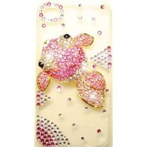 iPhone 4 & iPhone 4S Case Super High Quality Crystals Cell Phones