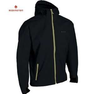 Kispiox Hoodie Jacket   Soft Shell   Black