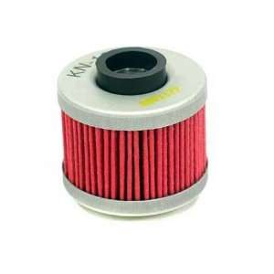 K&N Engineering Performance Gold Oil Filter Automotive