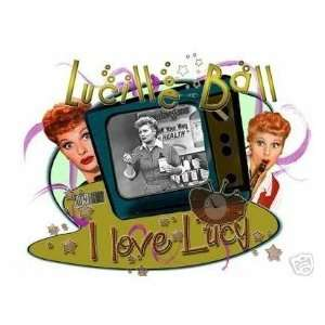 I Love Lucy Lucille Ball Mousepad / Mouse Pad Everything