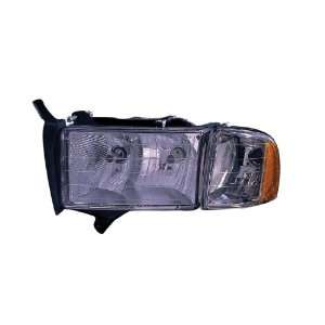 Dodge Ram Pick Up Driver And Passenger Side Replacement Head Lights