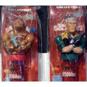 SMALL SOLDIERS  CHIP HAZARD & ARCHER ~ Tart Candy Treats