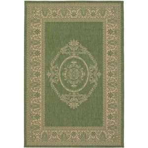 Couristan   Recife   Antique Medallion Area Rug   2 x 37
