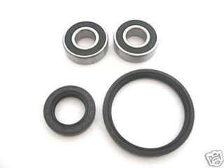 Front Wheel Bearings Seals Kit KTM EXC 520 2000 2002