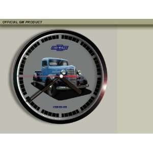 1938 Chevrolet Chevy Pickup Truck Wall Clock E041