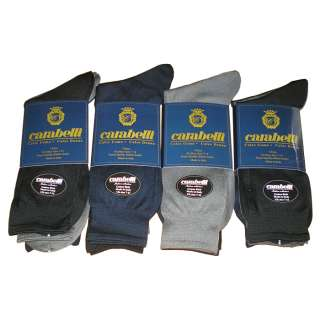 12 Pairs Mens Finest Quality Italian Socks   UK 7 11