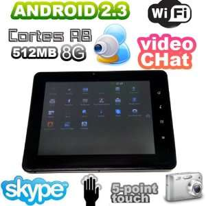 ELSSE 8 5 point capacitive screen TABLET PC ANDROID 2.3